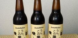 O fuu... Zrobiono piwo z odchodów...