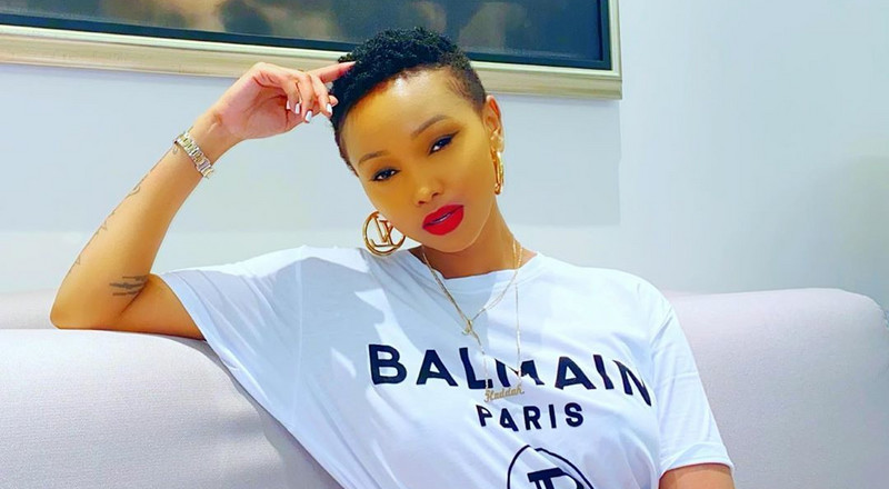 Huddah Monroe expands her empire as she unveils own clothing and Shoe line