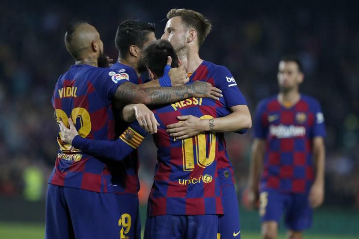 FK Barselona, FK Valjadolid