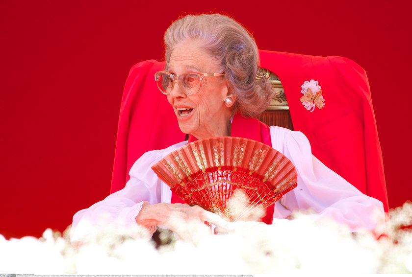 Zmarła królowa Belgów Fabiola (+86 l.)
