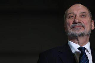 Macierewicz: Sprawa b. szefów SKW dotyczy najgorszej zdrady