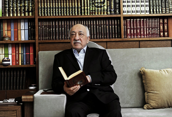 Fetulah Gulen, kojeg je turska vlada optužila da je organizovao puč