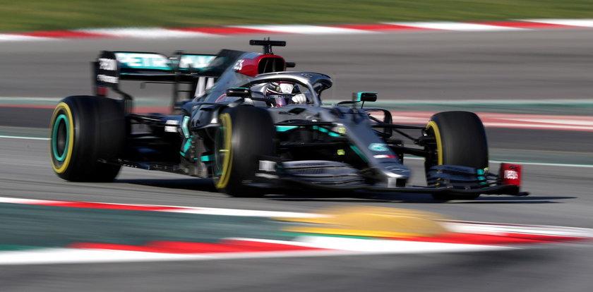 Zwycięstwo Hamiltona w GP Styrii. Ogromny pech ekipy Ferrari