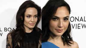Angelina Jolie i Gal Gadot na imprezie. Która lepiej prezentowała się na ściance?
