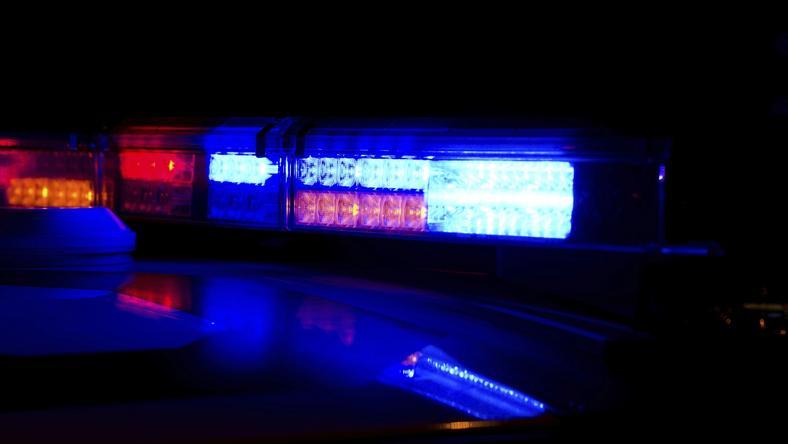 Komendant miejski policji we Wrocławiu trafił w nocy do szpitala