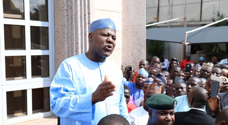 Dogara says N30,000 minimum wage is not enough for workers