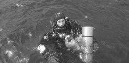 Jak doszło do dramatu w głębinach? Sebastian chciał pobić rekord świata