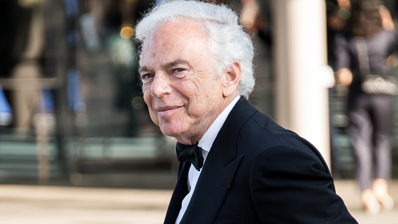 Fashion designer Ralph Lauren dropped out of Baruch College at The City College of New York.
