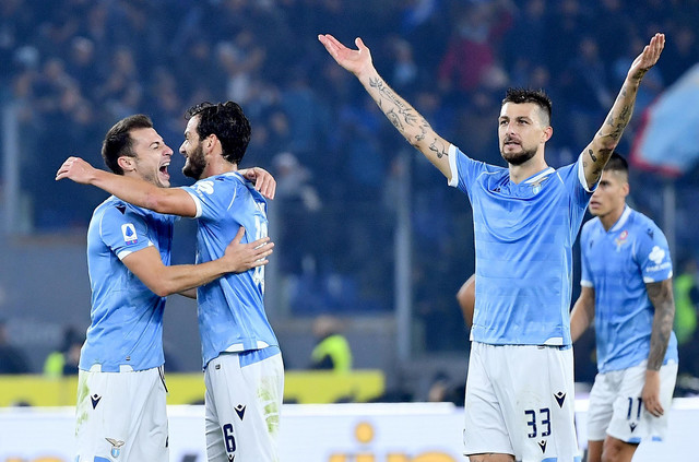 Lacio, Juventus