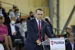 Sikorski: Kto chce wyprowadzić Polskę z UE jest zdrajcą