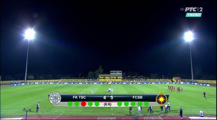 TSC - Steaua