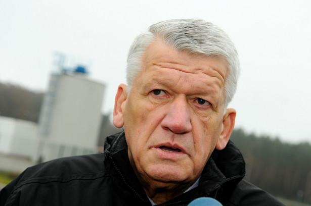Andrzej Patalas prezes Autostrady Wielkopolskiej SA