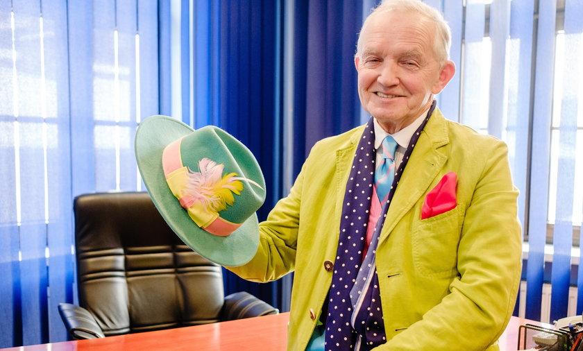 Andrzej Żylak to ikona mody