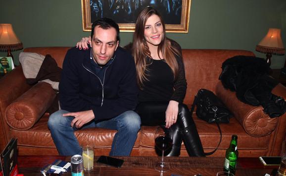 Marina Kotevski i Aleksandar Mandić