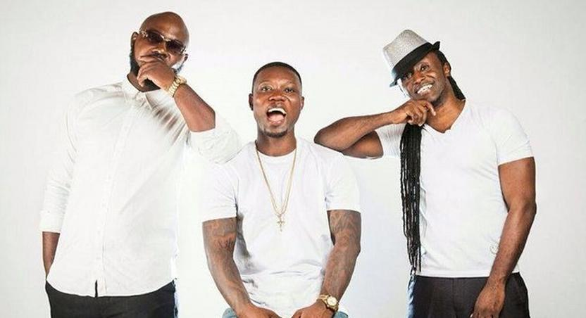 VVIP - from left to right [Zeal, Prodigal and Reggie Rockstone]