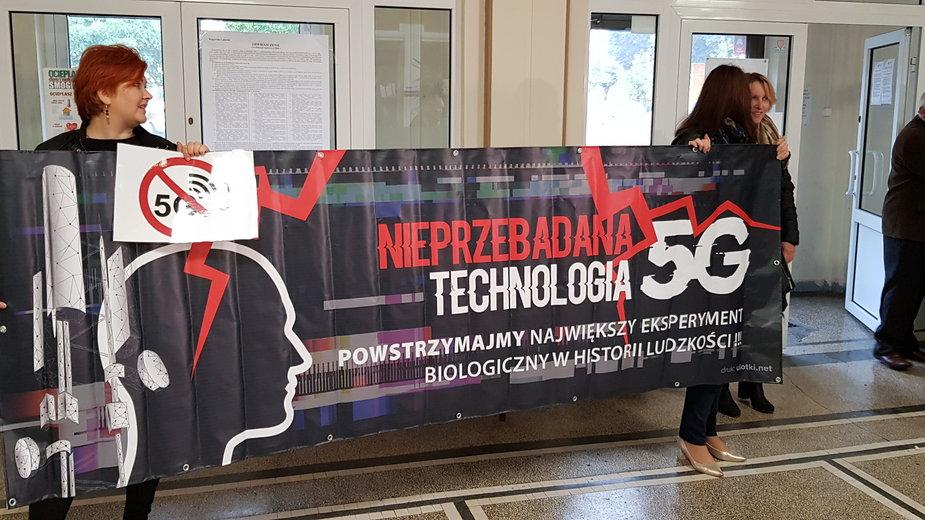 Uchwała przeciw 5G w Kraśniku została uchylona