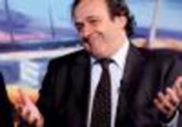 Prezydent UEFA Michel Platini skrytykował w Brukseli poziom przygotowań Ukrainy do piłkarskich mistrzostw Europy w 2012 roku. Fot. DGP