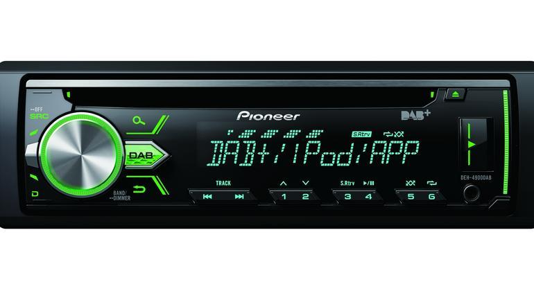 Pioneer DEH4900
