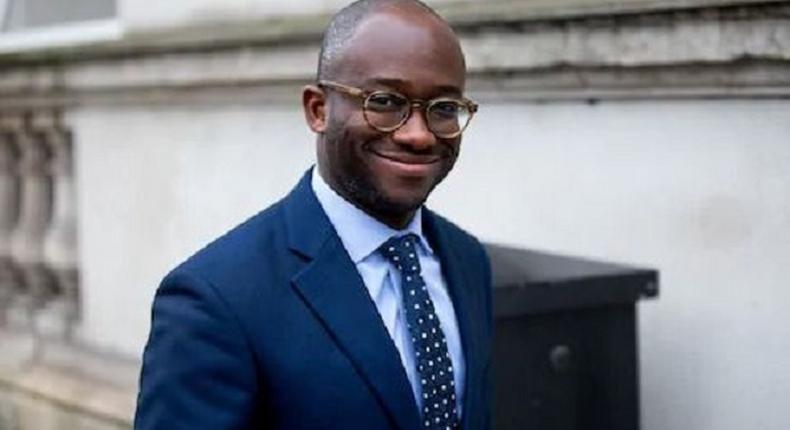Samuel Phillip Gyimah, a British politician of Ghanaian descent
