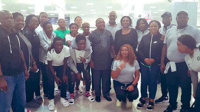 Super Falcons coach calls up a 30-woman home-based squad to face Angola in Tokyo 2020 qualifiers