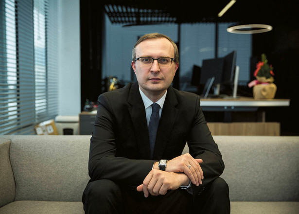 Paweł Borys prezes Polskiego Funduszu Rozwoju