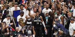 Milwaukee Bucks nowymi mistrzami NBA! Giannis Antetokounmpo został MVP Finałów