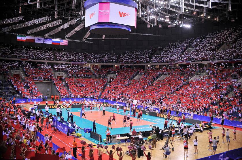 Final Four siatkarskiej Ligi Mistrzów w Tauron Arenie Kraków! Resovia zorganizuje turniej