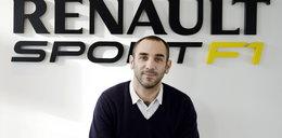 Szef Renault o sytuacji Kubicy