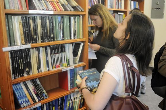 Potraga za dobrom knjigom