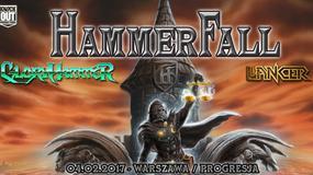 Hammerfall już w ten weekend w Warszawie