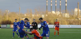 Piłkarze na Białorusi zarobili na koronawirusie?