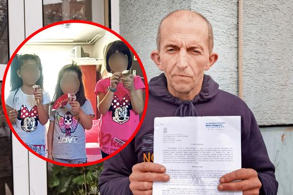 POSLE ŠEST GODINA BORBE OTAC PONOVO SA ĆERKAMA Đorđe je 5 puta pešačio od Kragujevca do Beograda, sada ima stalan posao i završio je školu za roditeljstvo