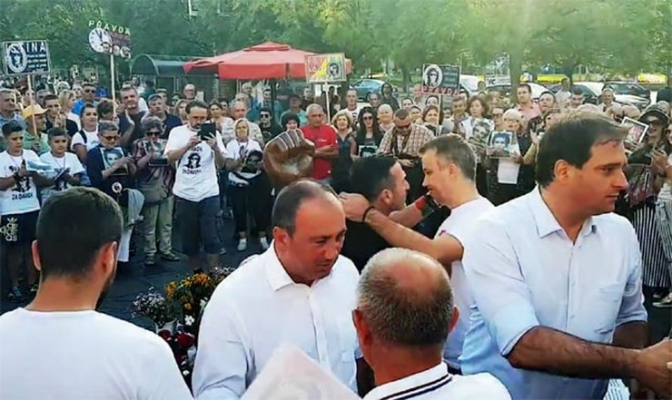 "Skup ""Pravda za Davida"" u Banjaluci"
