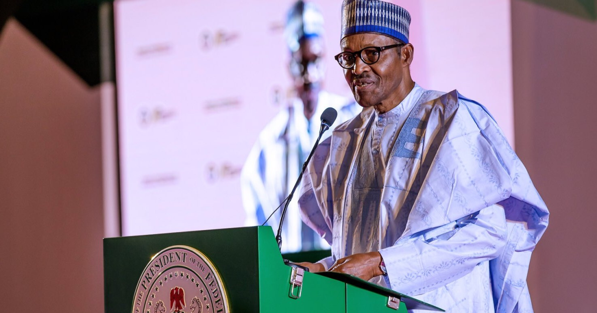 Buhari restates commitment to rule of law, declares open NBA conference - Pulse Nigeria