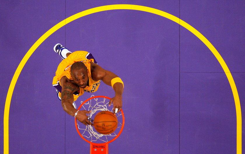 Dallas Mavericks zastrzegł numer z którym grał Kobe Bryant