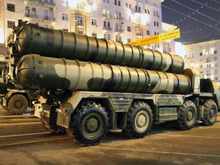 """S-300 - 2009 Moscow Victory Day Parade., Licencja CC BY-SA 3.0"