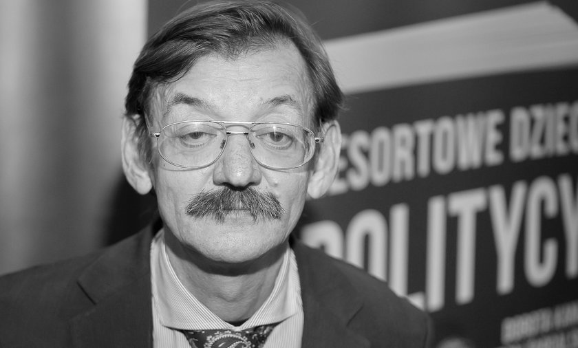 Dr Jerzy Targalski nie żyje.