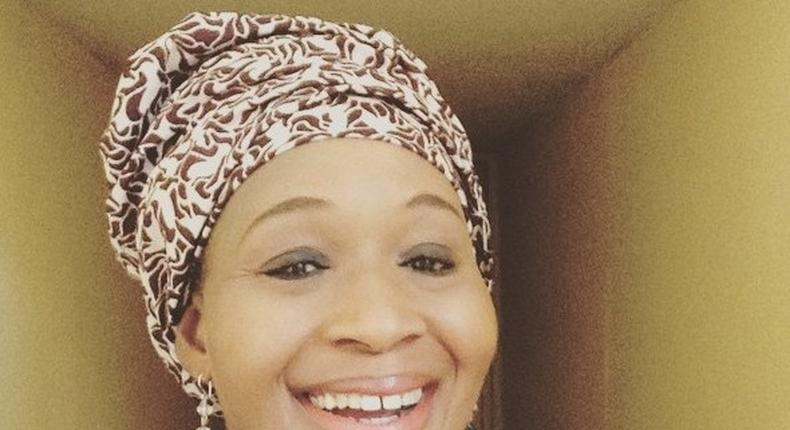 Kemi Olunloyo is known for her frank comments concerning social issues.