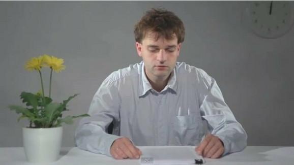 Dmitrij Golubovski izgovara najdužu reč na svetu