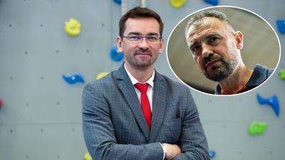 """Prezes PZPS Sebastian Świderski ujawnił swój plan. """"Jestem za tym, by Grbić objął reprezentację Polski"""" [WYWIAD]"""