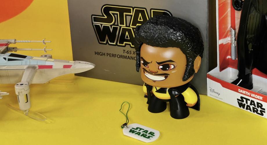 Die coolsten Star Wars Gadgets: Actionfigur bis Zahnbürste