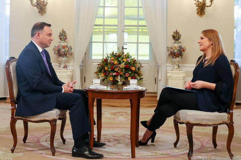 Na co Andrzej Duda wydaje pieniądze?