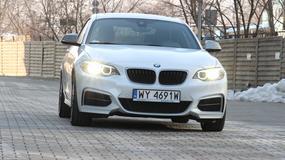 BMW M240i xDrive Coupe - bez polotu, ale szybkie jak pocisk | TEST