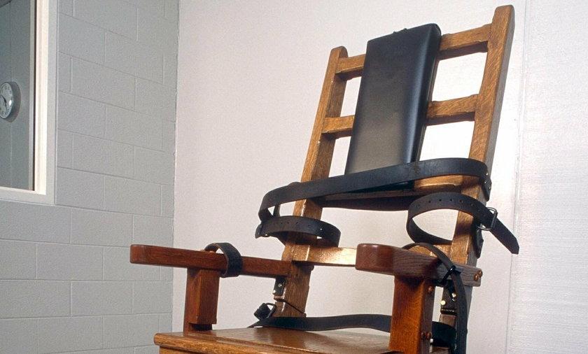 Edmund Zagórski został stracony na krześle elektrycznym