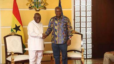 I'm a better manager of the public purse - Akufo-Addo jabs Mahama