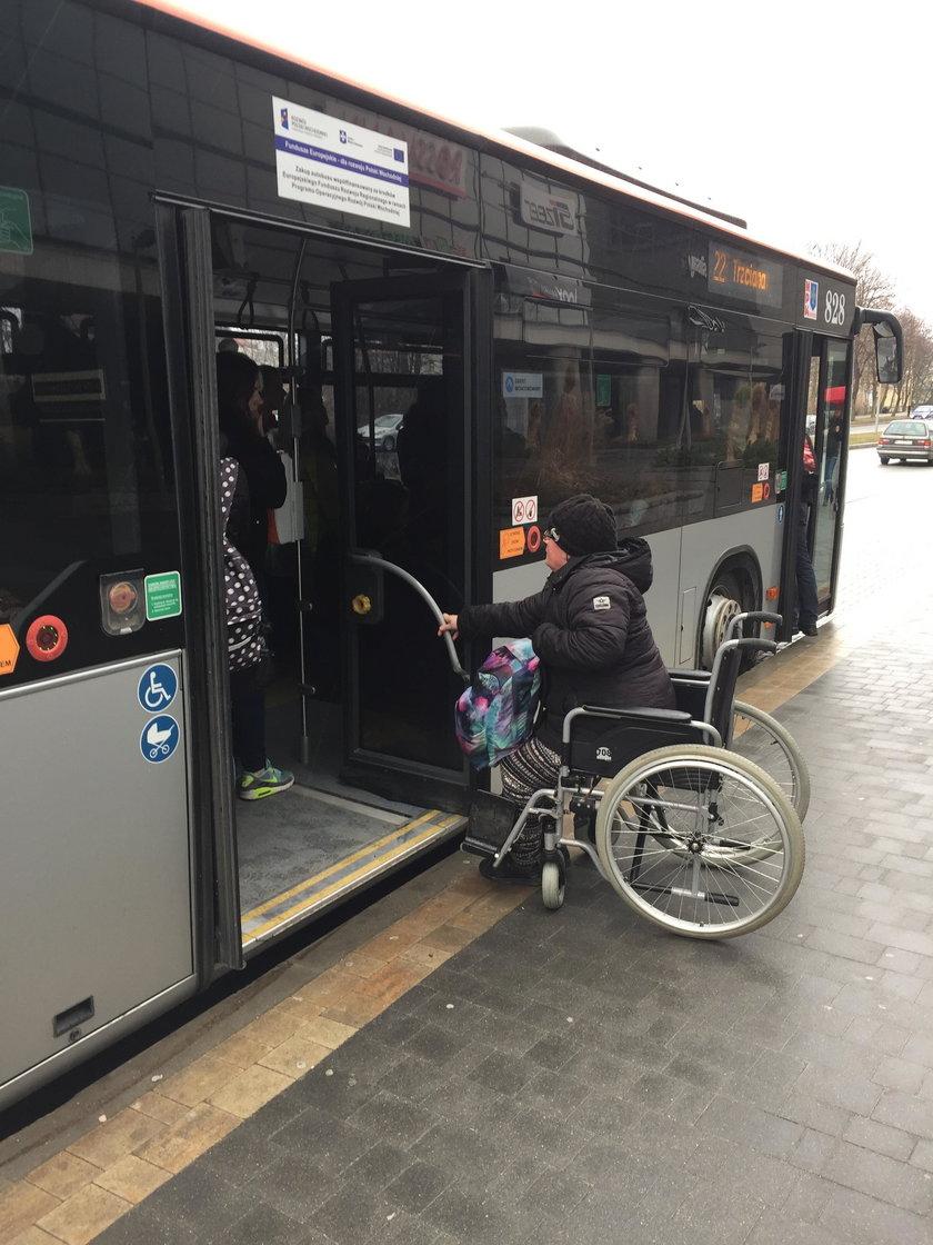 Bariery dla niepełnosprawnych