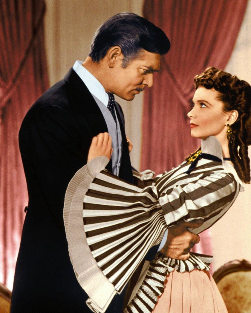 Clark Gable i Vivien Leigh
