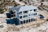 kuća uragan majkl plaža meksiko