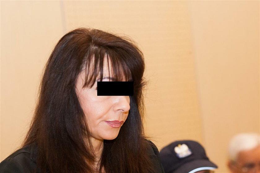 Arletta K. pomagała w zbrodni, mimo że w domu znajdował się jej nastoletni syn