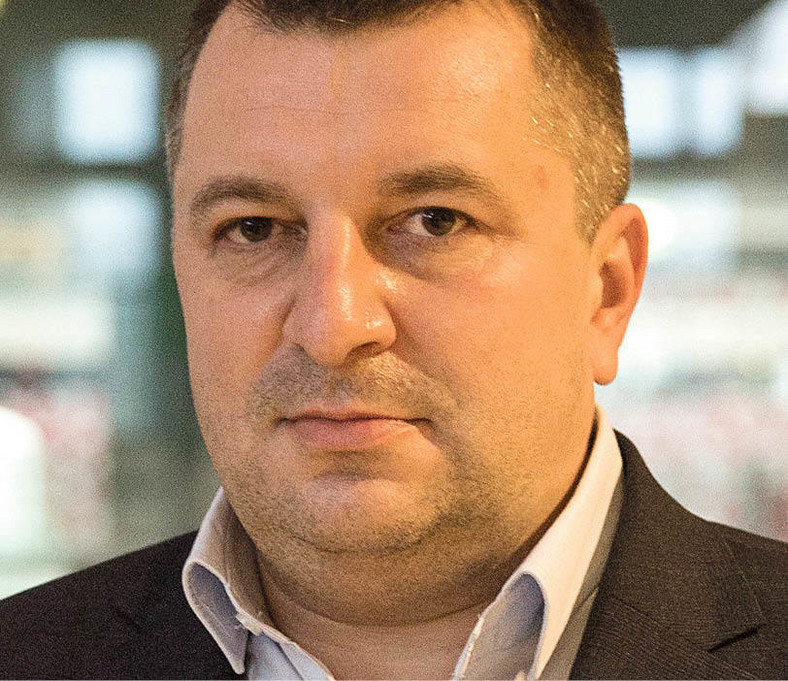 Artur Zaczyński lekarz, dyrektor szpitala tymczasowego na stadionie PGE Narodowy w Warszawie, zastępca dyrektora ds. medycznych CSK MSWiA w Warszawie
